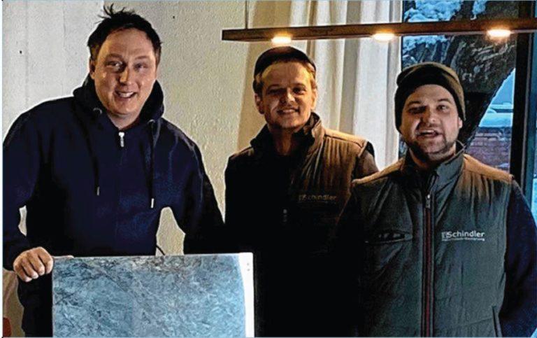 Keramikdesigns - Bericht im Blickpunkt Verlag